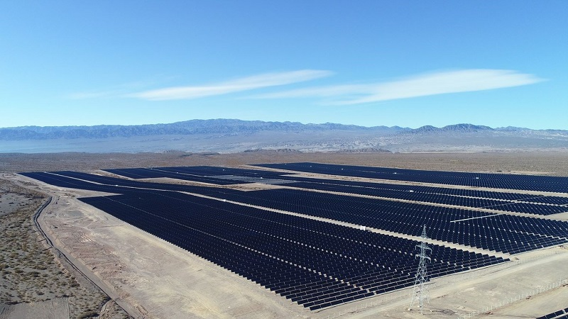 Guañizuil IIA solar power plant begins commercial operations in Argentina