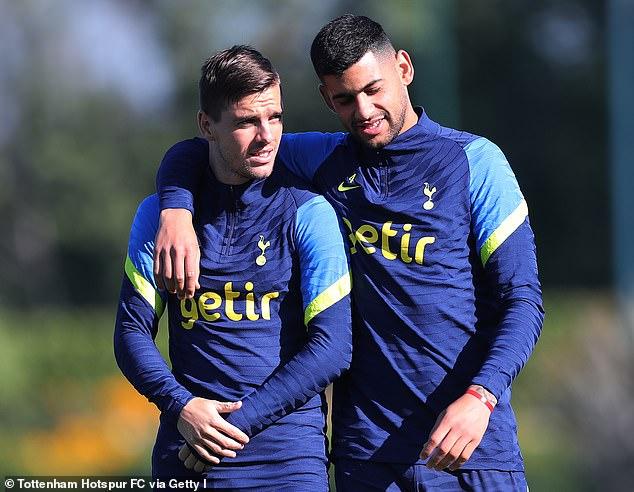 Jugadores como Giovanni Lo Celso y Christian Romero podrán volver y quedarse en casa